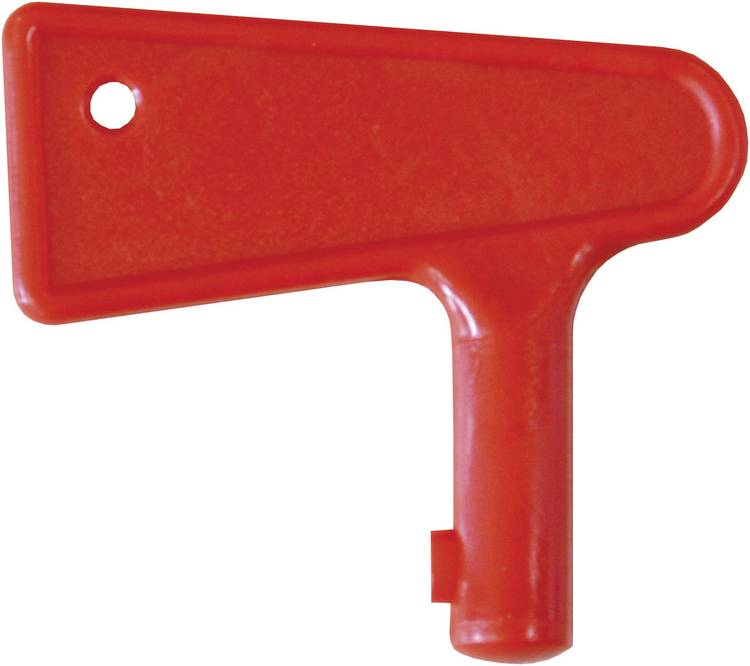 Image of Reservesleutel voor accuschakelaar 12 V, 24 V Lilie 30051