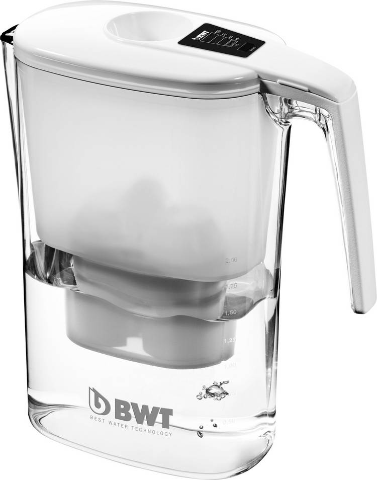 Image of Waterfilter BWT SLIM 3,6L 0815470 3.6 l Wit