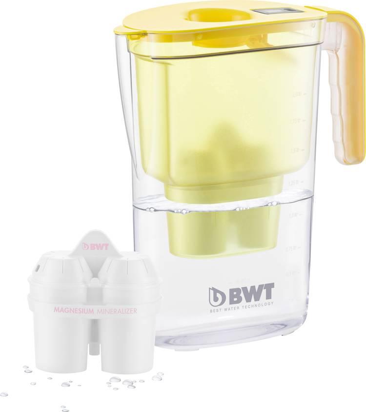 Waterfilter BWT VIDA gelb 0815445 2.6 l Geel
