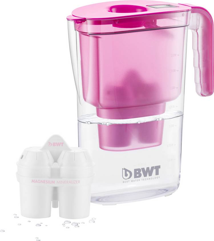 Image of Waterfilter BWT VIDA rosa 0815447 2.6 l Roze