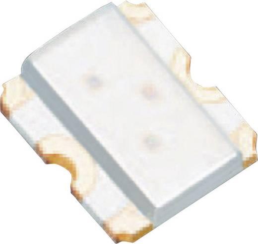 ROHM Semiconductor SMLP36RGB1W SMD-LED meerkleurig RGB 28 mcd, 45 mcd, 18 mcd 50 ° 20 mA 2.1 V, 3.1 V, 3 V