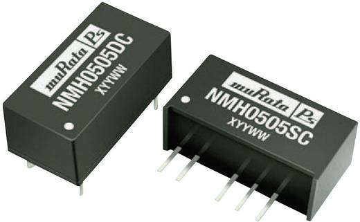 Murata Power Solutions NMH1205DC DC/DC-converter, print 12 V/DC 5 V/DC, -5 V/DC 200 mA 2 W Aantal uitgangen: 2 x