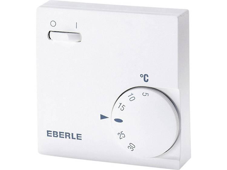 Eberle RTR-E 6763 Kamerthermostaat Inbouw 5 tot 30 °C