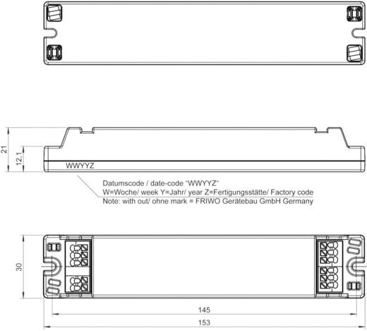 DIMMbox LED-dimmer 5000 mA 50 V/DC Voedingsspanning (max.): 50 V/DC