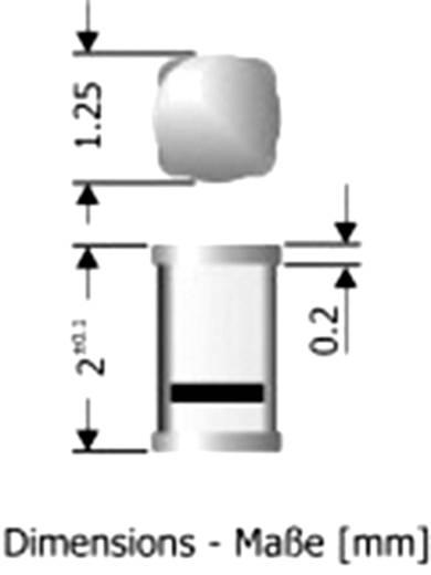 Diotec MCL4148 Snel schakel diode SOD-80C 75 V 150 mA