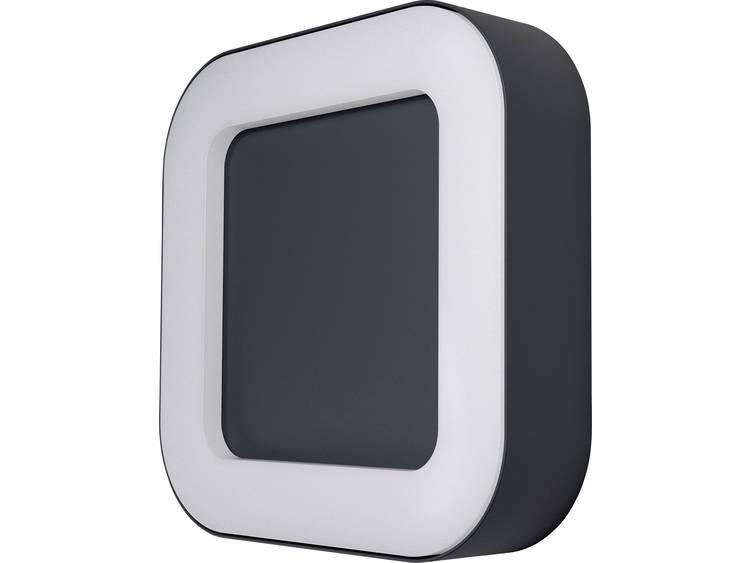 Buiten LED-wandlamp Donkergrijs 13 W OSRAM Endura Style Square 4058075031708