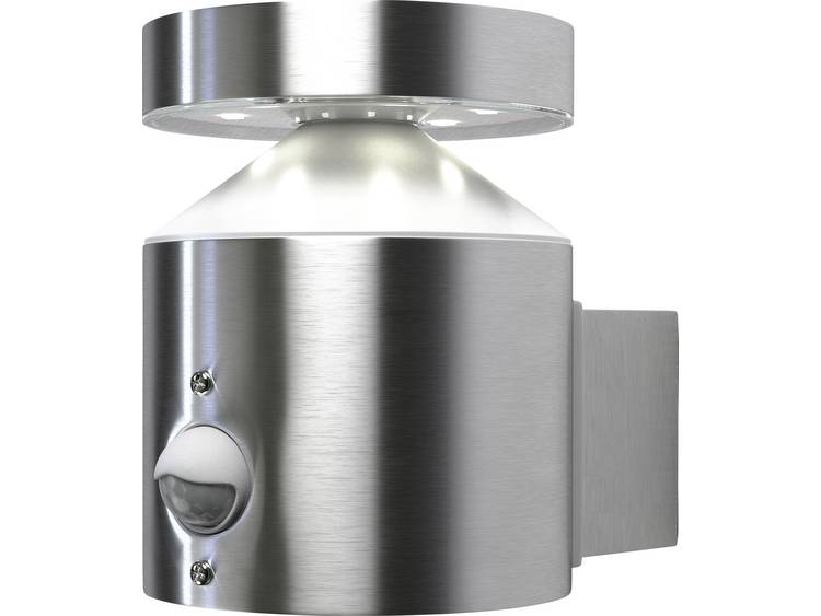 Buiten LED-wandlamp met bewegingsmelder Metallic 6 W OSRAM Endura Style Cylinder Wall 4058075032576