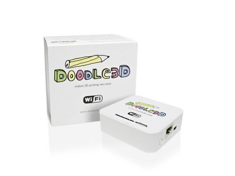 Doodle3D Doodle 3D Box Geschikt voor: Renkforce RF100, Ultimaker 2, Ultimaker 2 Go
