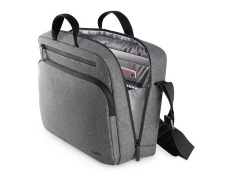 Belkin Laptoptas F8N901btBLK Geschikt voor maximaal (inch): 39,6 cm (15,6) Grijs