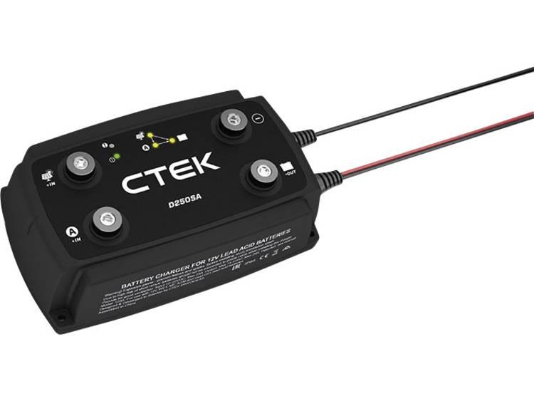 CTEK D250SA Druppellader 12 V 20 A