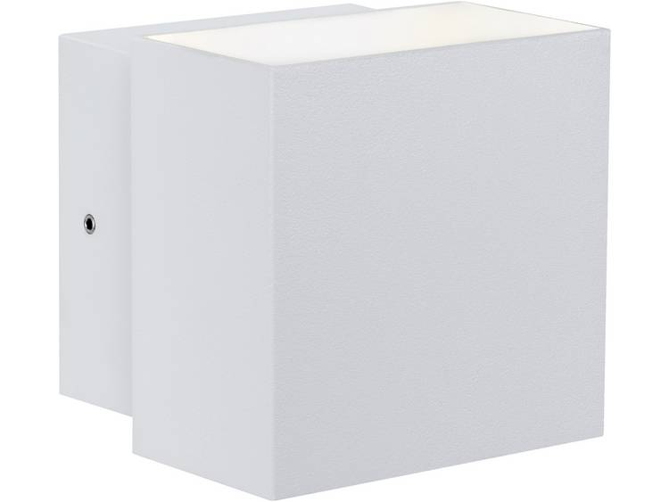 Buiten LED-wandlamp Wit 6 W Paulmann Cybo 18003