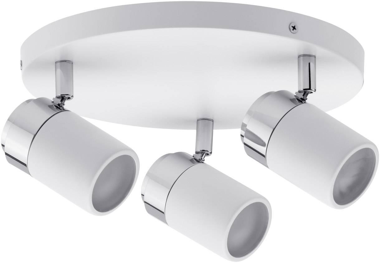 Badkamer Plafondlamp Led : Badkamer plafondlamp led gu w paulmann zyli wit
