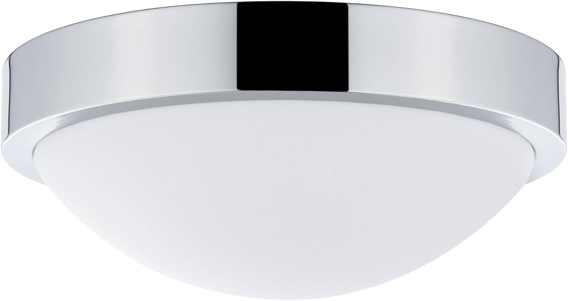 Badkamer plafondlamp LED E27 18 W Paulmann Falima 70806 Chroom, Wit ...