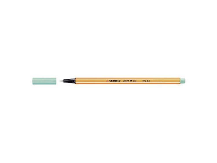 Fineliner Stabilo Point 88-57 lichtblauw