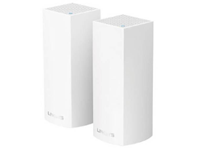 Linksys AC4400 WiFi accesspoint 2.4 GHz, 5 GHz