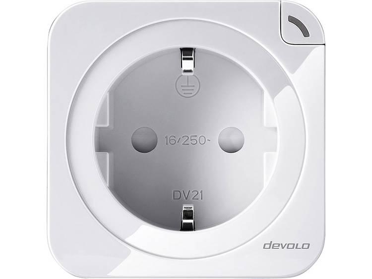Devolo Home Control 9914 Draadloos schakelcontact Bereik max. (in het vrije veld) 140 m