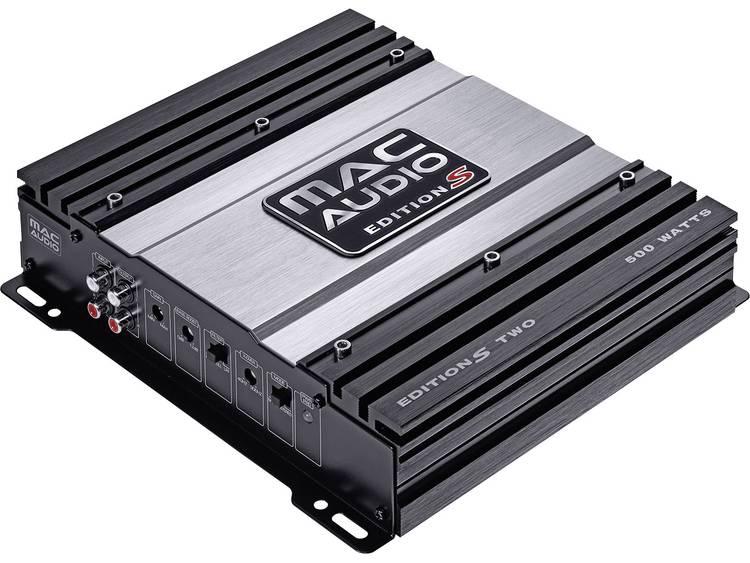 Mac Audio Edition S Two Versterker 2-kanaals 500 W