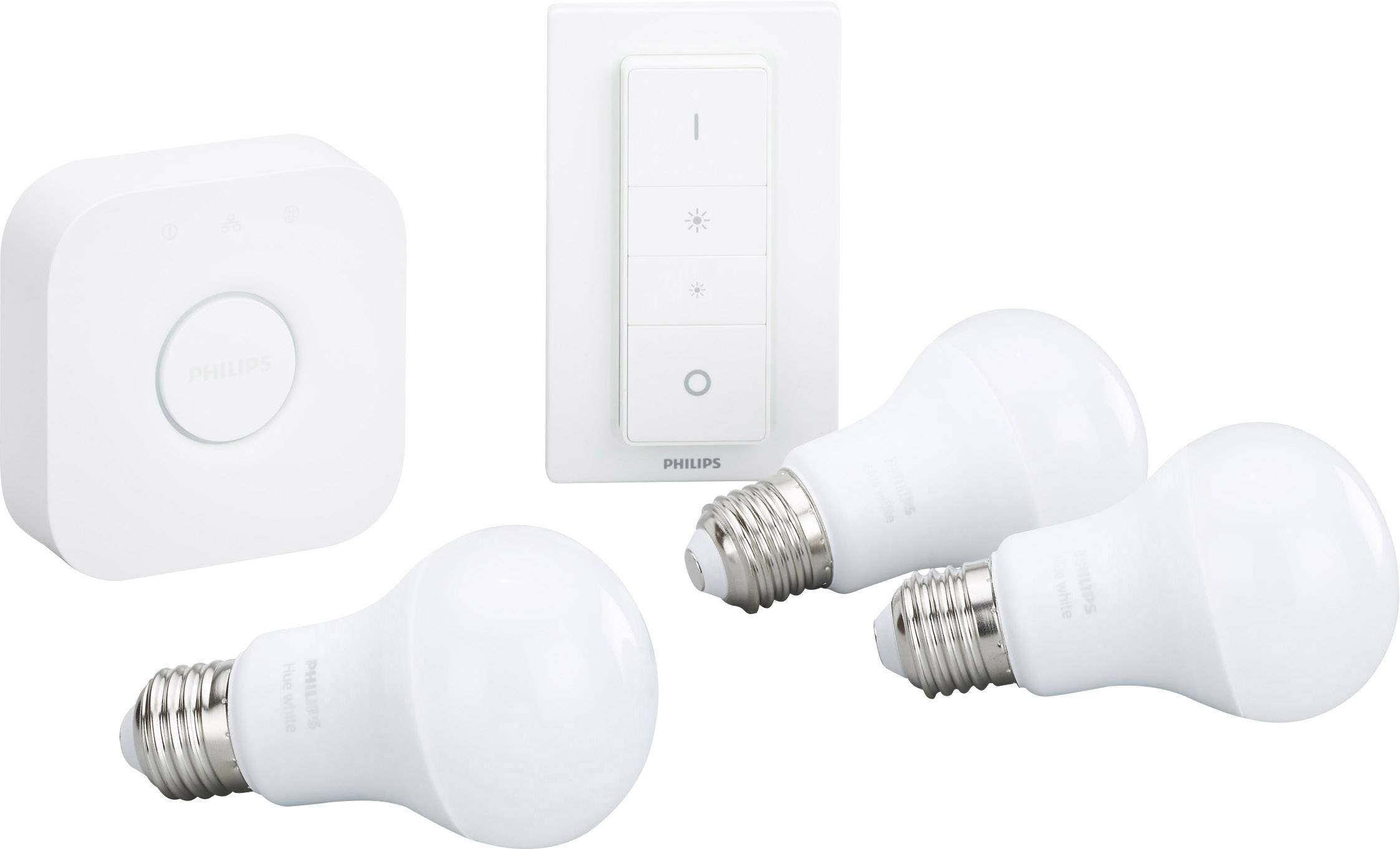 Stroomverbruik Hue Lampen : Philips lighting hue starterkit e27 9 w warm wit