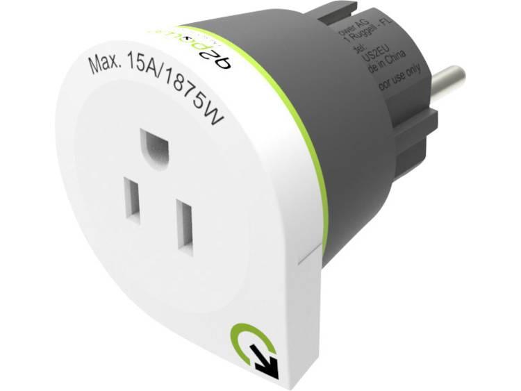 Q2 Power 1.200400 Reisstekker 1.200400