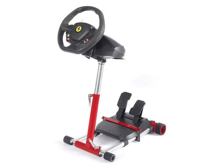 Wheel Stand Pro F458/F430/T80/T100 - Deluxe V2 Wheel stand Rood
