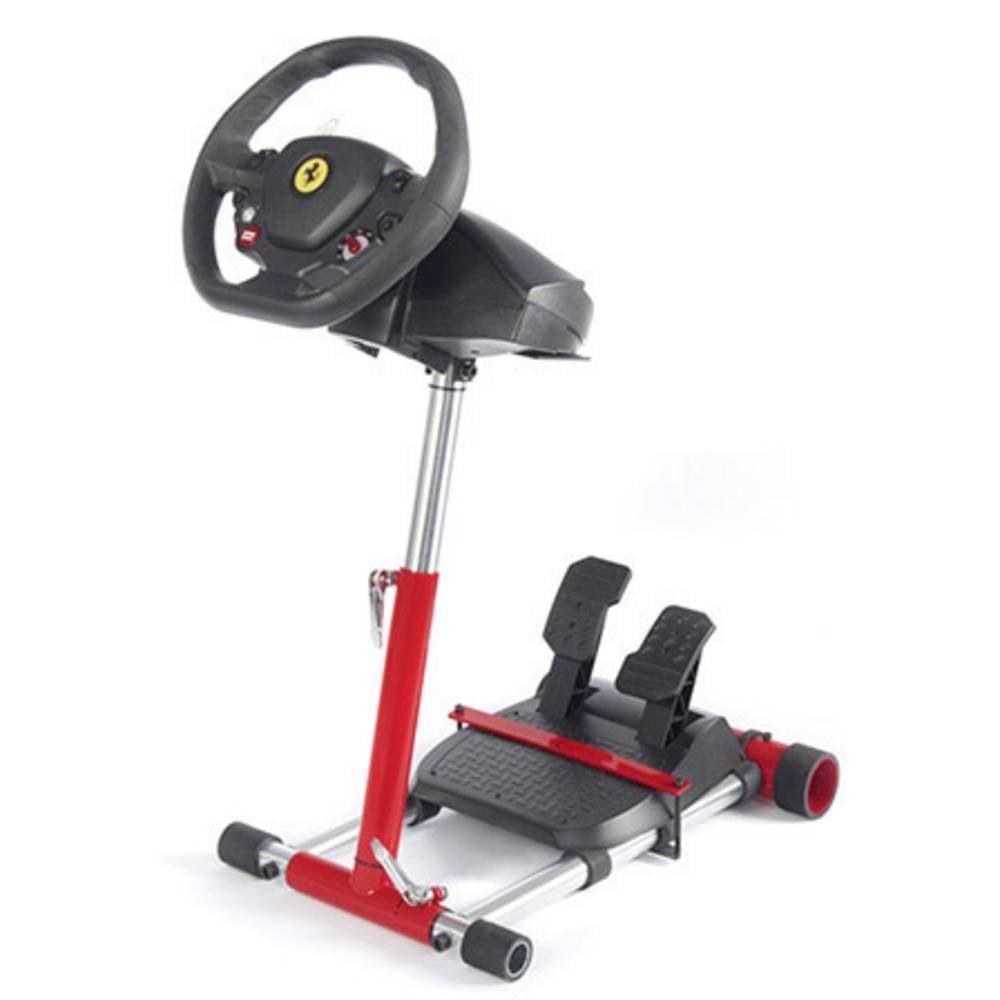 Wheel Stand Pro F458/F430/T80/T100 Deluxe V2 Fäste för ratt Svart