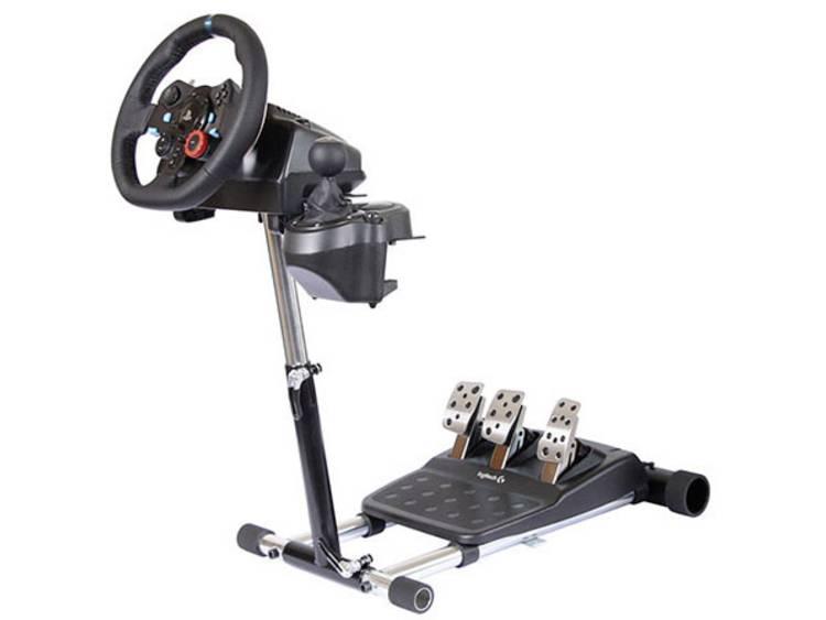 Wheel Stand Pro Logitech G29/920/27/25 – Deluxe V2 Wheel stand Zwart