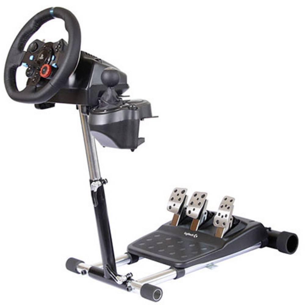 Wheel Stand Pro Logitech G29/920/27/25 - Deluxe V2 Fäste för ratt Svart