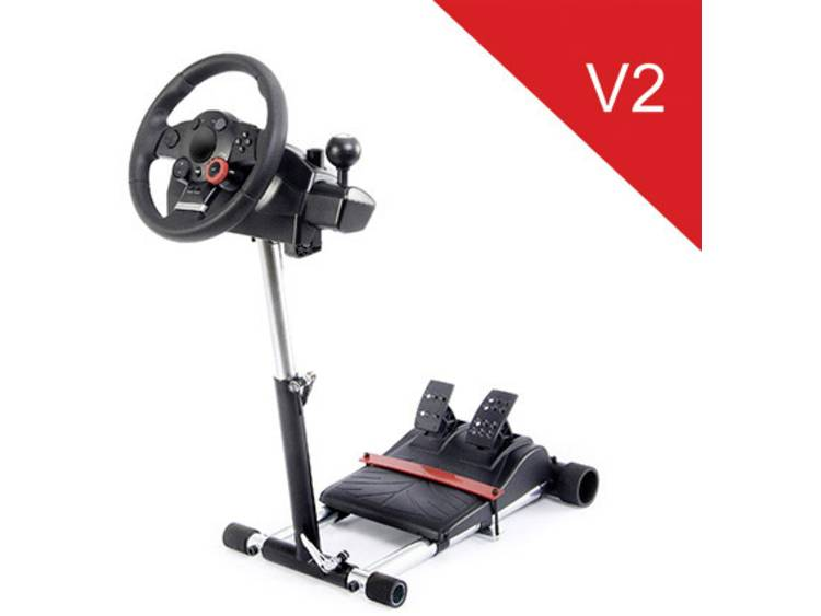 Wheel Stand Pro Driving Force GT/PRO/EX/FX Deluxe V2 Wheel stand Zwart