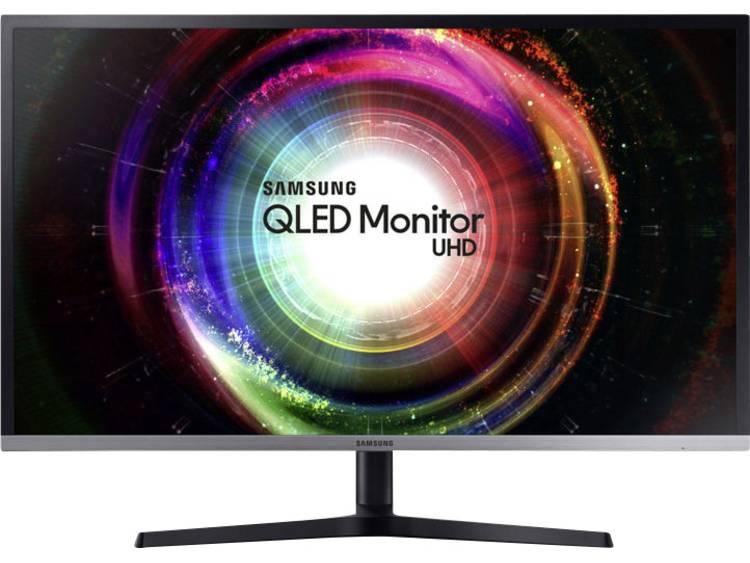 Samsung U32H850UMU LED-monitor 80 cm (31.5 inch) Energielabel C (A++ – E) 3840 x 2160 pix UHD 2160p (4K) 4 ms HDMI, DisplayPort, Mini DisplayPort,