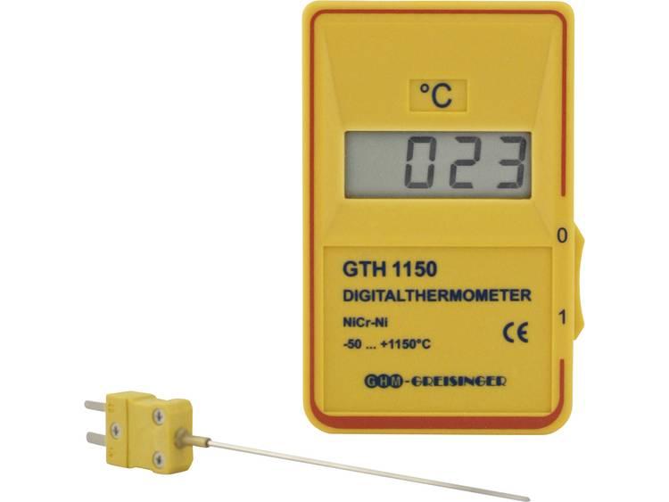 Greisinger GTH 1150 Gourmet SET Insteeksensor  50 tot 1150 °C Sensortype K