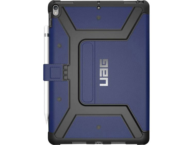 uag iPad Cover / hoes Outdoor case Geschikt voor Apple: iPad Pro 10.5 Kobalt