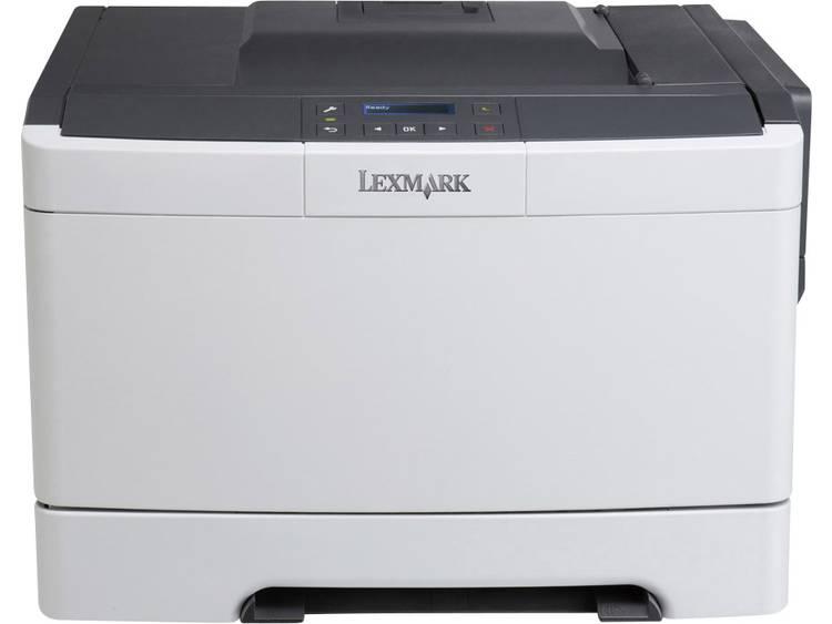 Lexmark CS317dn Kleurenlaserprinter A4 23 p/min 23 p/min 1200 x 1200 dpi Duplex, LAN