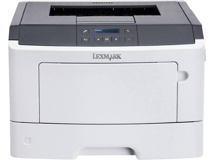 Lexmark MS317dn Laserprinter A4 33 p/min 1200 x 1200 dpi Duplex, LAN