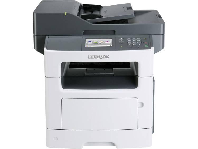Lexmark MX517de Multifunctionele laserprinter A4 Printen, Scannen, Kopiëren, Faxen LAN, Duplex, ADF