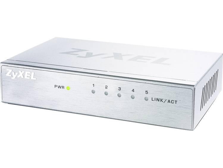 ZyXEL GS-105B v3 5 Ports Netwerk switch RJ45 5 poorten 2.000 Mbit/s