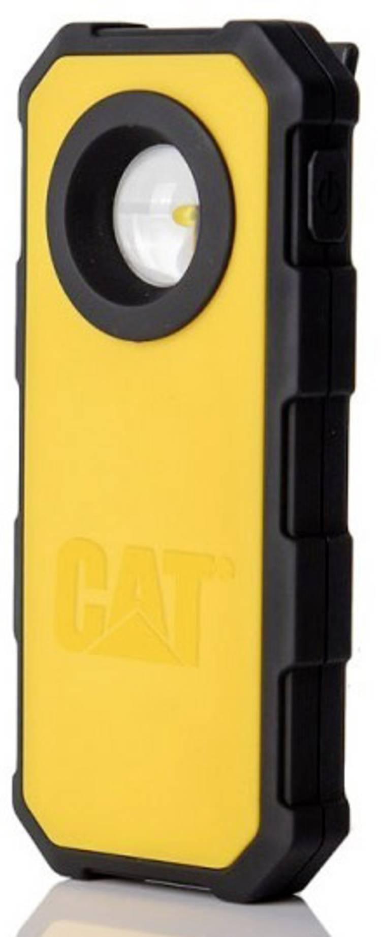 LED Platte werklamp werkt op batterijen CAT CT5120 Pocket Spot 220 lm