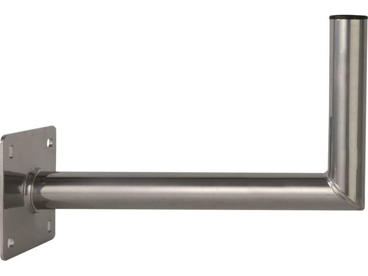 Smart WWH45T Satelliet-wandbeugel Afstand tot de wand: 45 cm Geschikt voor schotelgrootte: Ã tot 85 cm Zilver