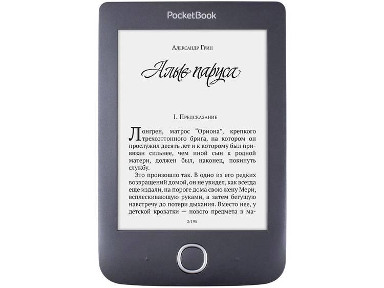 PocketBook Pocketbook Basic 3 black eBook-reader 6 inch (15.2 cm) Zwart