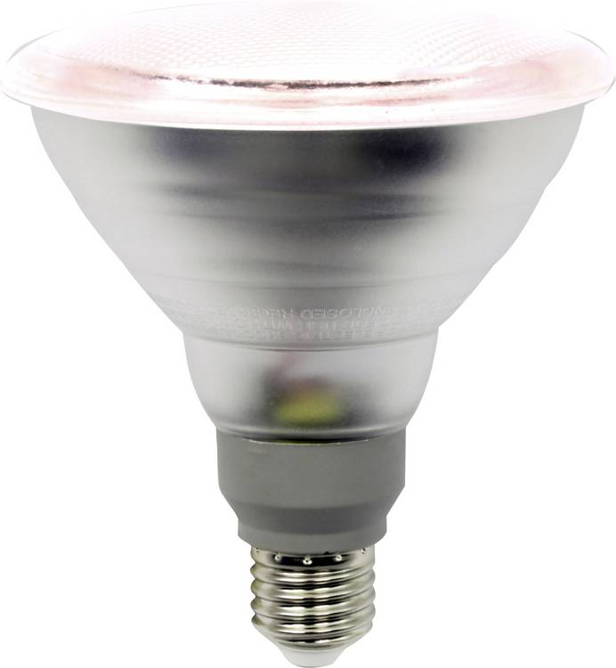 LED kweeklamp E27 12 W Reflector LightMe 1 stuks