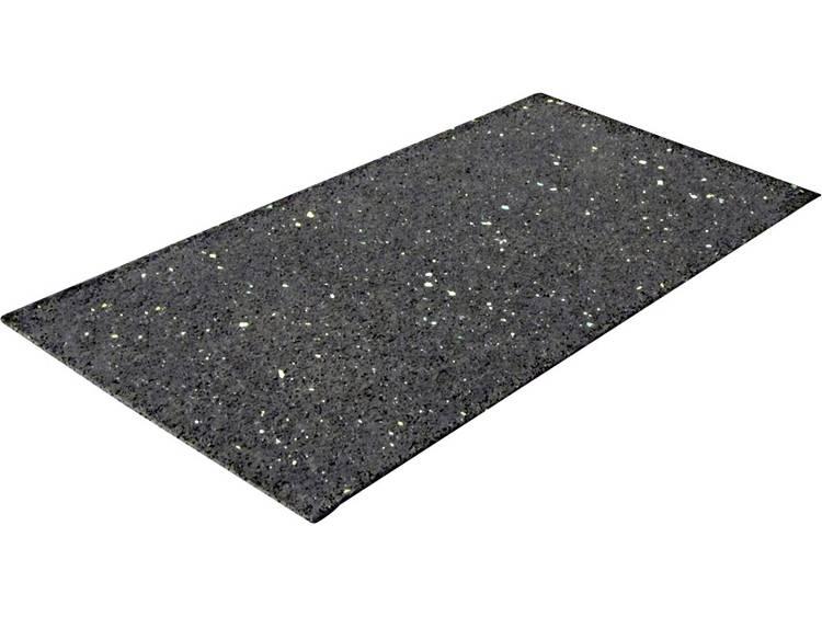 Anti-slip mat (l x b x h) 20 cm x 10 cm x 8 mm Petex 43710104 Regupol® 7210 LS plus bestand tegen UV-licht, bestand tegen natriumchloride