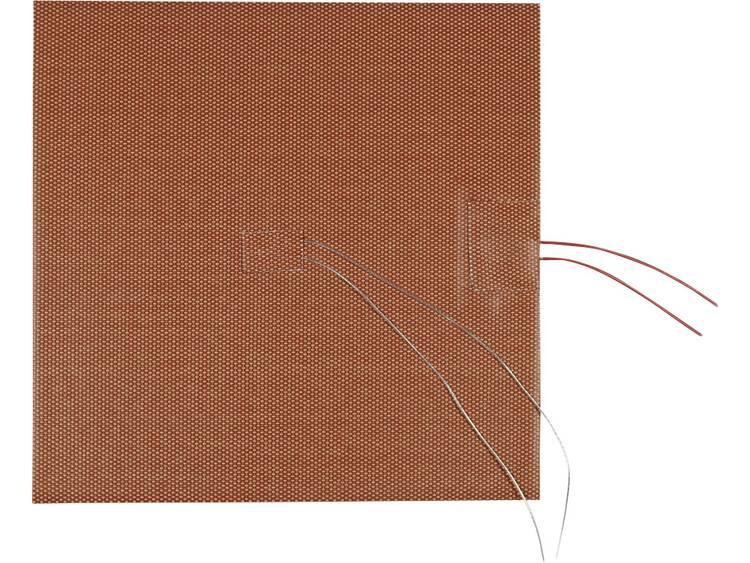 Thermo Silicone Verwarmingsfolie Zelfklevend 230 V/DC, 230 V/AC 270 W Veiligheidstype IPX7 (l x b) 190 mm x 190 mm