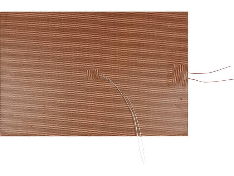 Thermo Silicone Verwarmingsfolie Zelfklevend 230 V/DC, 230 V/AC 250 W Veiligheidstype IPX7 (l x b) 300 mm x 200 mm
