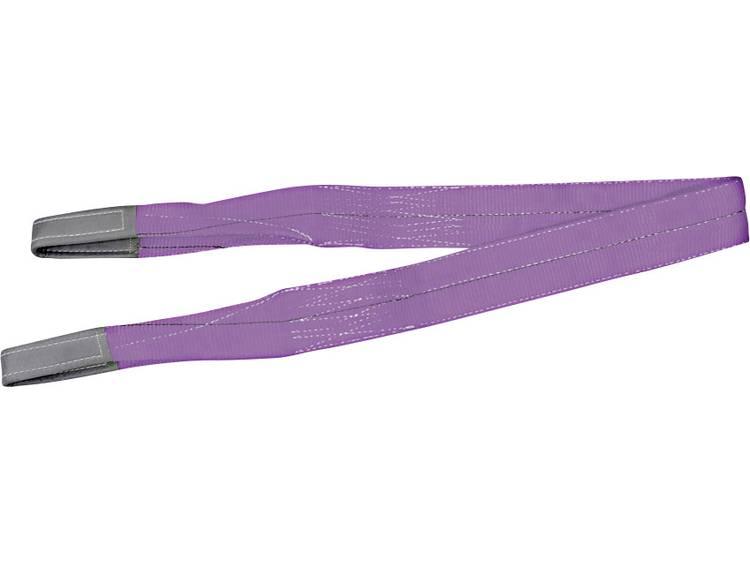 Hijsband Petex 47101224 Werklast (WLL) 1 t 2 m Violet