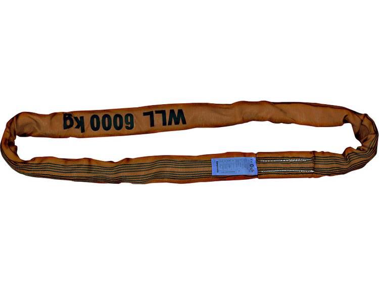 Rondstrop Petex 47206406 Werklast (WLL) 6 t 4 m Bruin