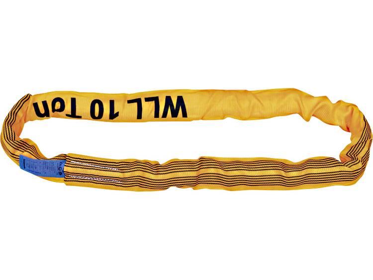 Rondstrop Petex 47210335 Werklast (WLL) 10 t 3 m Oranje