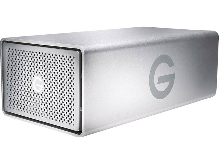 G-Technology G-Raid USB G1 Removable 12 TB Extern multi-disk systeem USB 3.0 Zilver