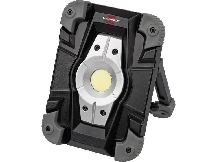 Brennenstuhl 1173080 Akku LED-Arbeitsstrahler LED Werklamp werkt op een accu 10 W 1000 lm