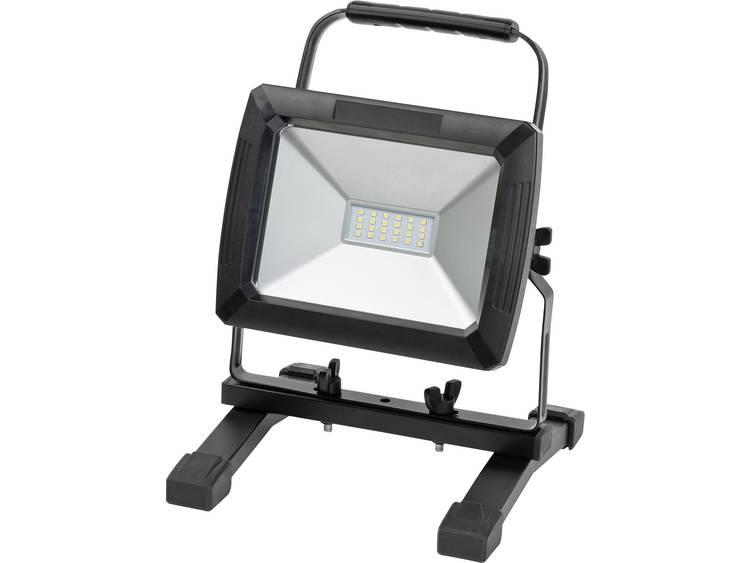 LED Werklamp werkt op een accu Brennenstuhl 1171260211 Mobile Akku LED Leuchte 20 W 1550 lm