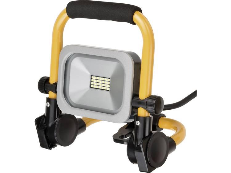 Brennenstuhl 1172900102 Zwart-geel LED vast ingebouwd