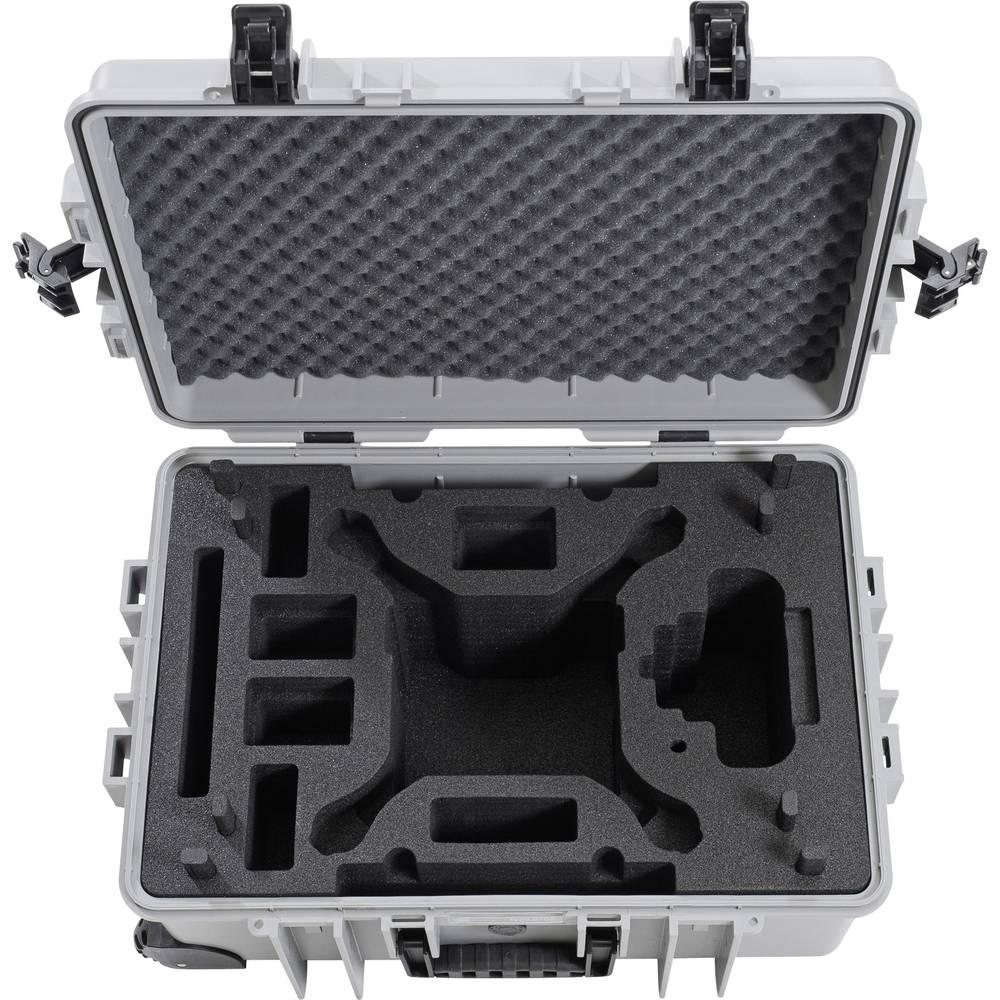 Outdor-box B & W outdoor.cases Typ 6700 Passar till: DJI Phantom 4 Pro+, DJI Phantom 4 Pro, DJI Phantom 4 Advanced, DJI Phantom 4